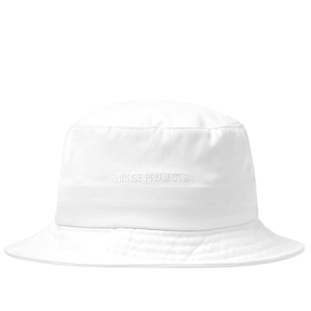 Photo: Norse Projects Nylon Oxford Bucket Hat