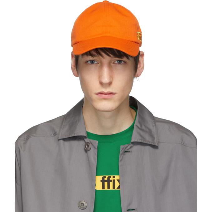 Photo: Affix Orange Logo Duty Cap
