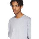 Ksubi Grey T-Box Biggie T-Shirt