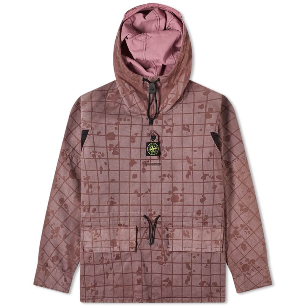 Photo: Stone Island Ghillie Laser Camo Sniper Jacket