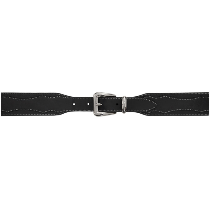 Photo: A.P.C. Black Jesse Belt