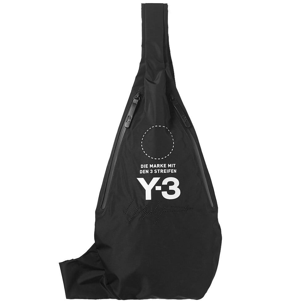 Photo: Y-3 Yohji Messenger Bag