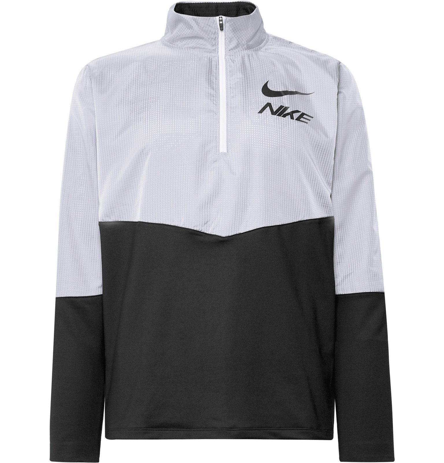 Photo: Nike Running - Element Dri-FIT Half-Zip Top - Black