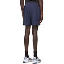 Asics Navy 7-Inch Shorts