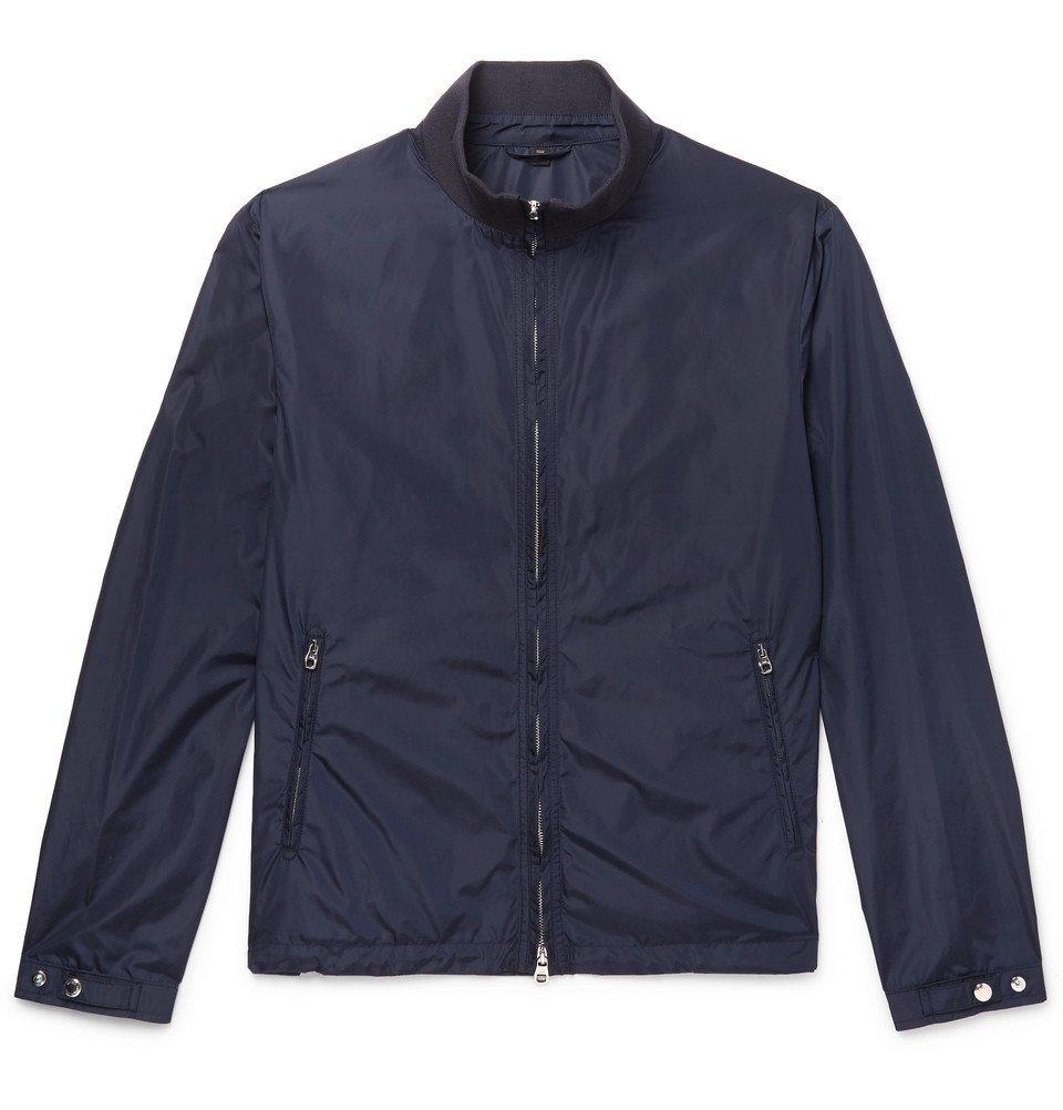 Dunhill - Nylon Jacket - Men - Navy