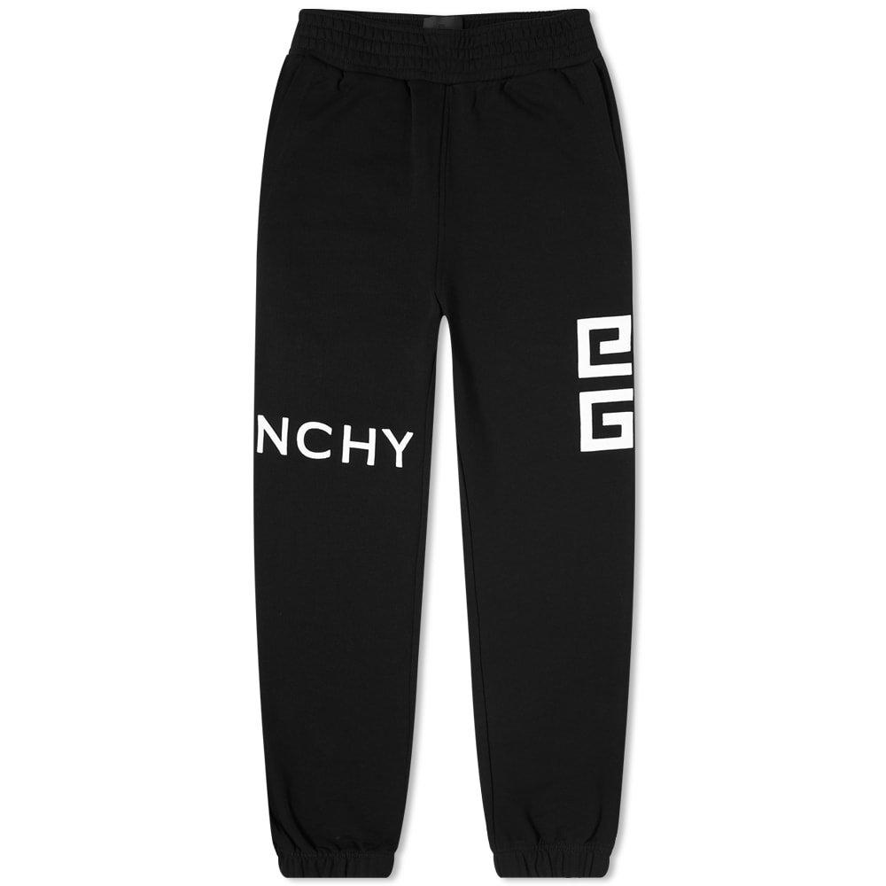 Photo: Givenchy 4G Logo Sweat Pants