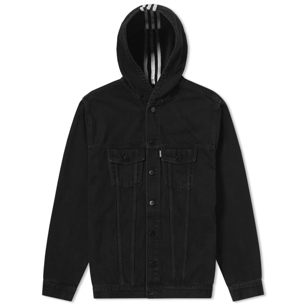 Photo: Adidas Consortium x Naked Denim Jacket W