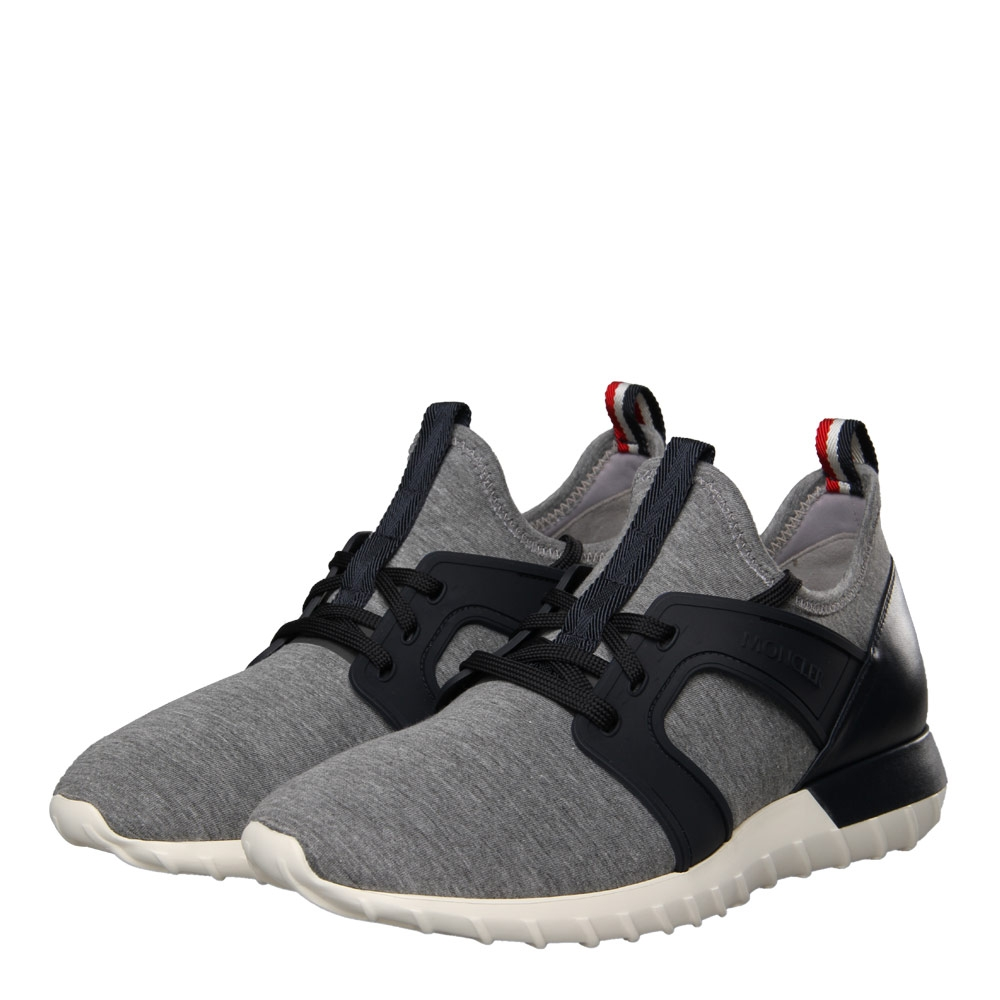 Emilien Trainers - Grey / Navy