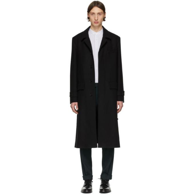 Photo: Boss Black Wool Netuno1 Coat