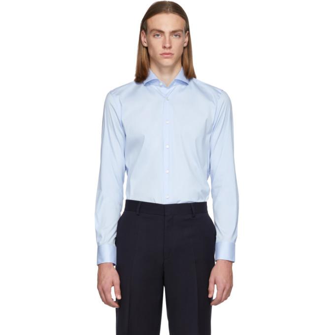 Photo: Boss Blue Slim Jason Shirt