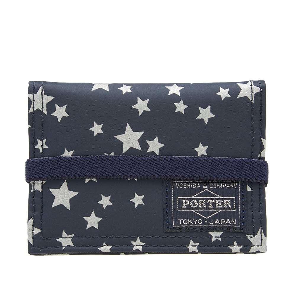 Photo: Head Porter Stellar Band Card Case