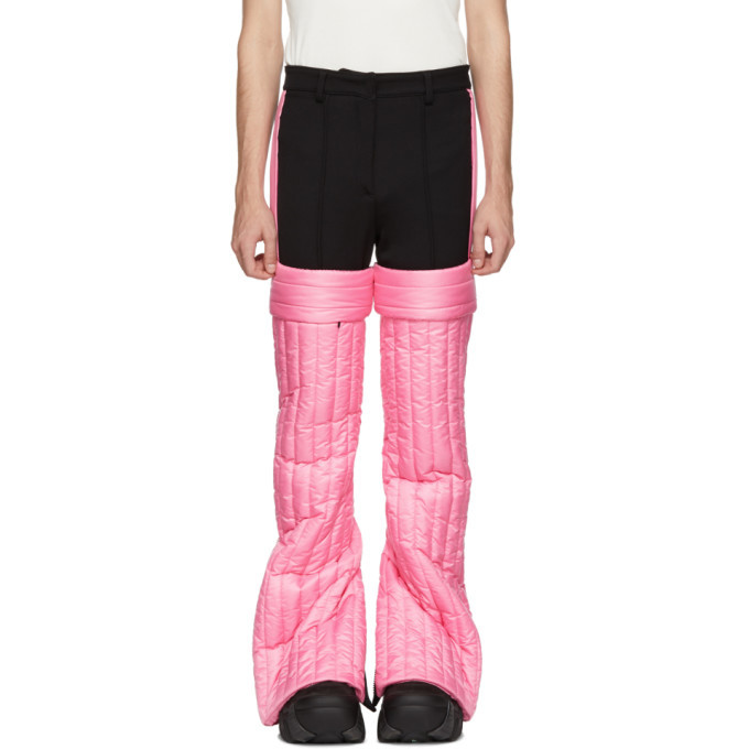Photo: Colmar A.G.E. by Shayne Oliver Pink Quilted Trousers