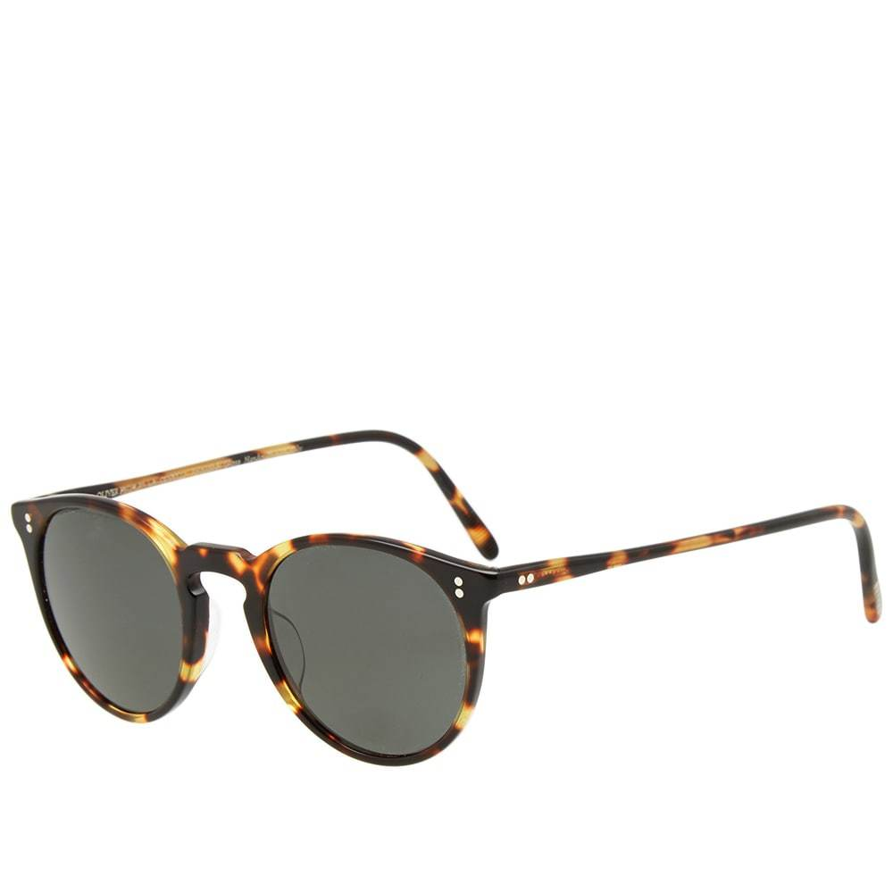 Oliver Peoples O'Malley Sunglasses Brown