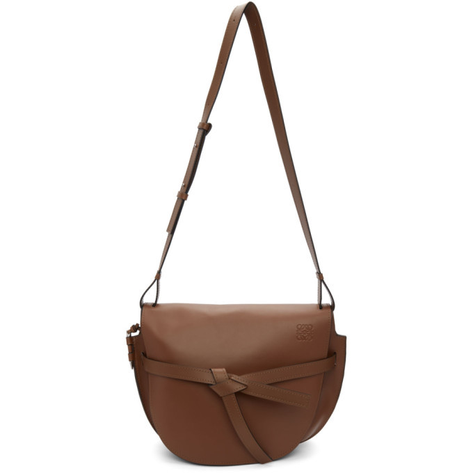 Photo: Loewe Brown XL Gate Bag
