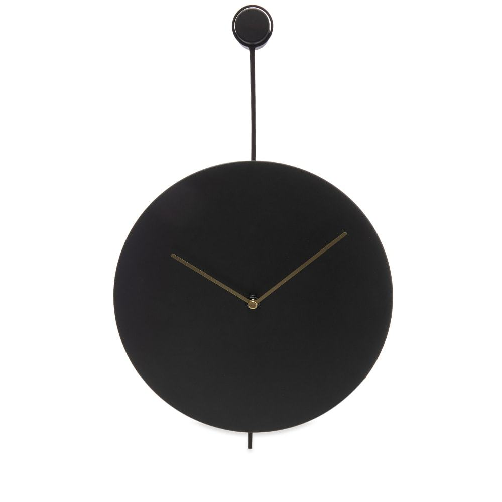 Photo: Ferm Living Trace Wall Clock