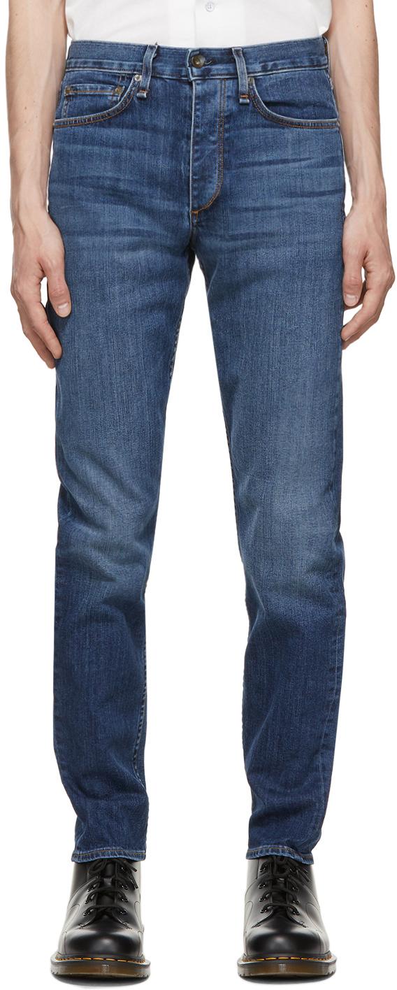 Photo: rag & bone Indigo Fit 2 Jeans