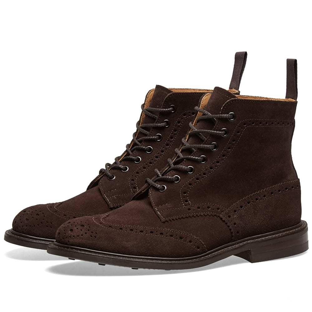 Photo: Tricker's Stow Brogue Boot