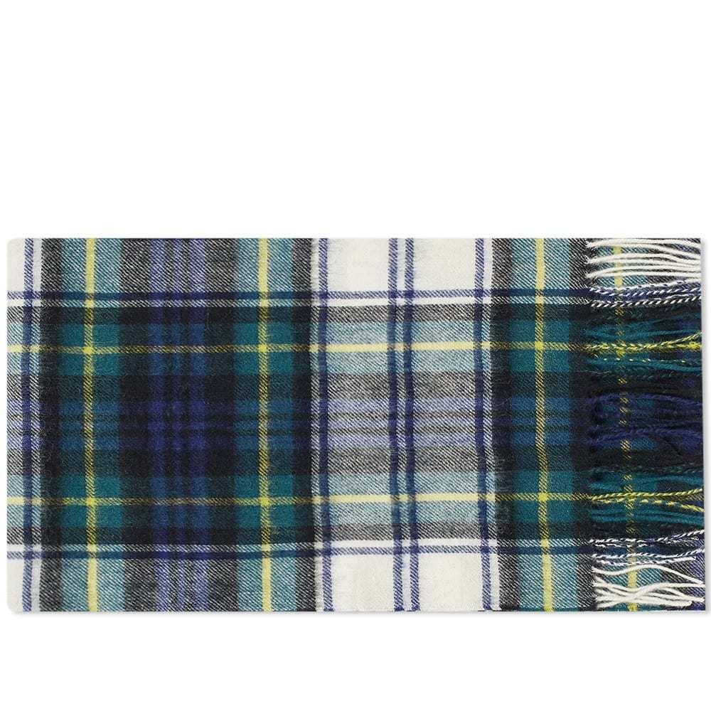 Photo: Barbour New Check Tartan Scarf Dress Gordon