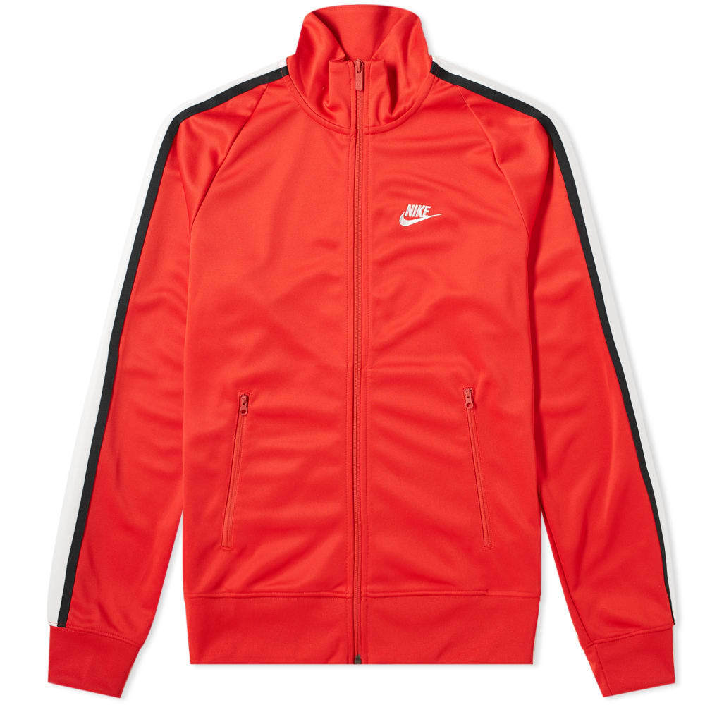 Photo: Nike Tribute Track Jacket