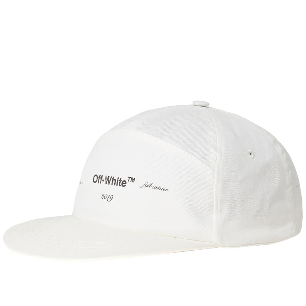 Photo: Off-White Snapback Logo Cap