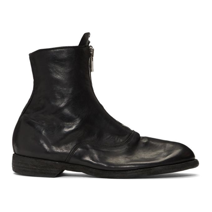 Photo: Guidi Black Horse Soldato Boots