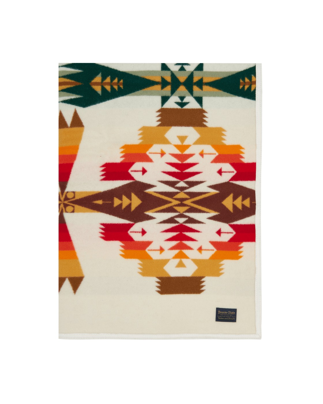 Photo: Pendleton Tucson Blanket Tucson Ivory