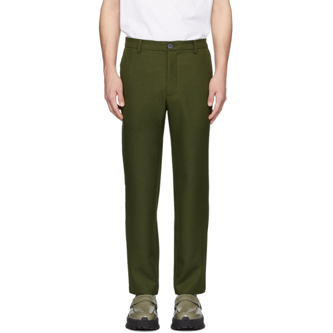 Photo: Goodfight Green Junction Stories Trousers