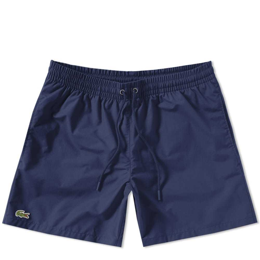 Photo: Lacoste Swimshort Navy