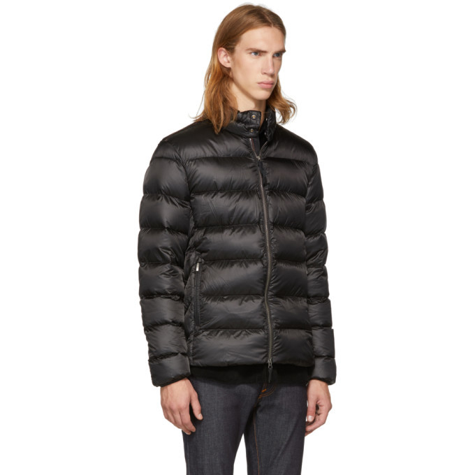 Parajumpers Black Sheen Dillon Jacket