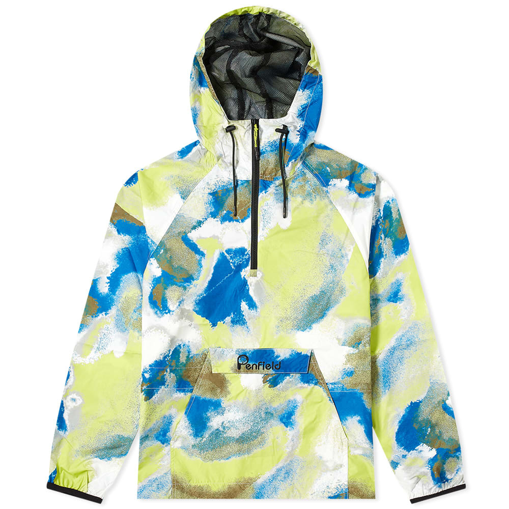 Photo: Penfield Pac Jac Printed Popover Jacket