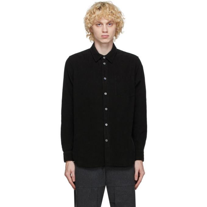 Photo: Wood Wood Black Aske Shirt
