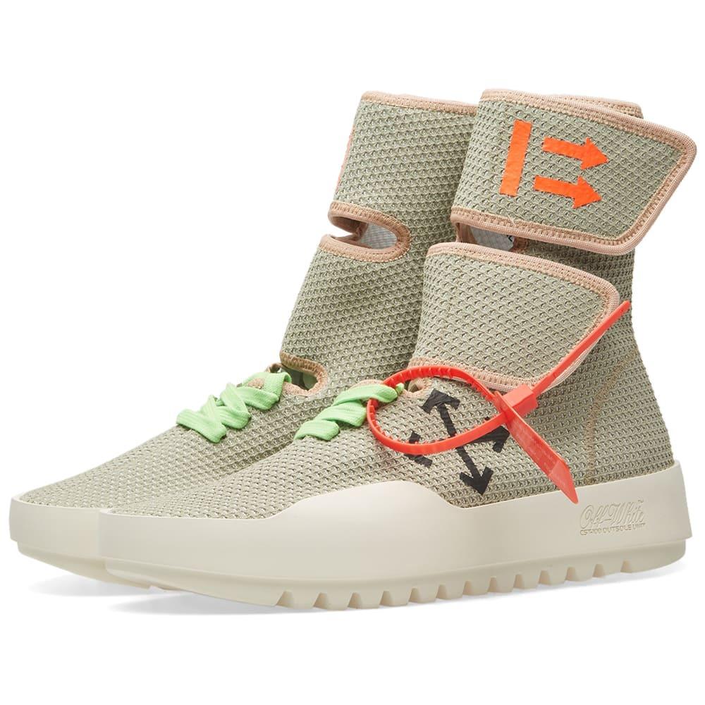 Photo: Off-White Motowrap Sneaker