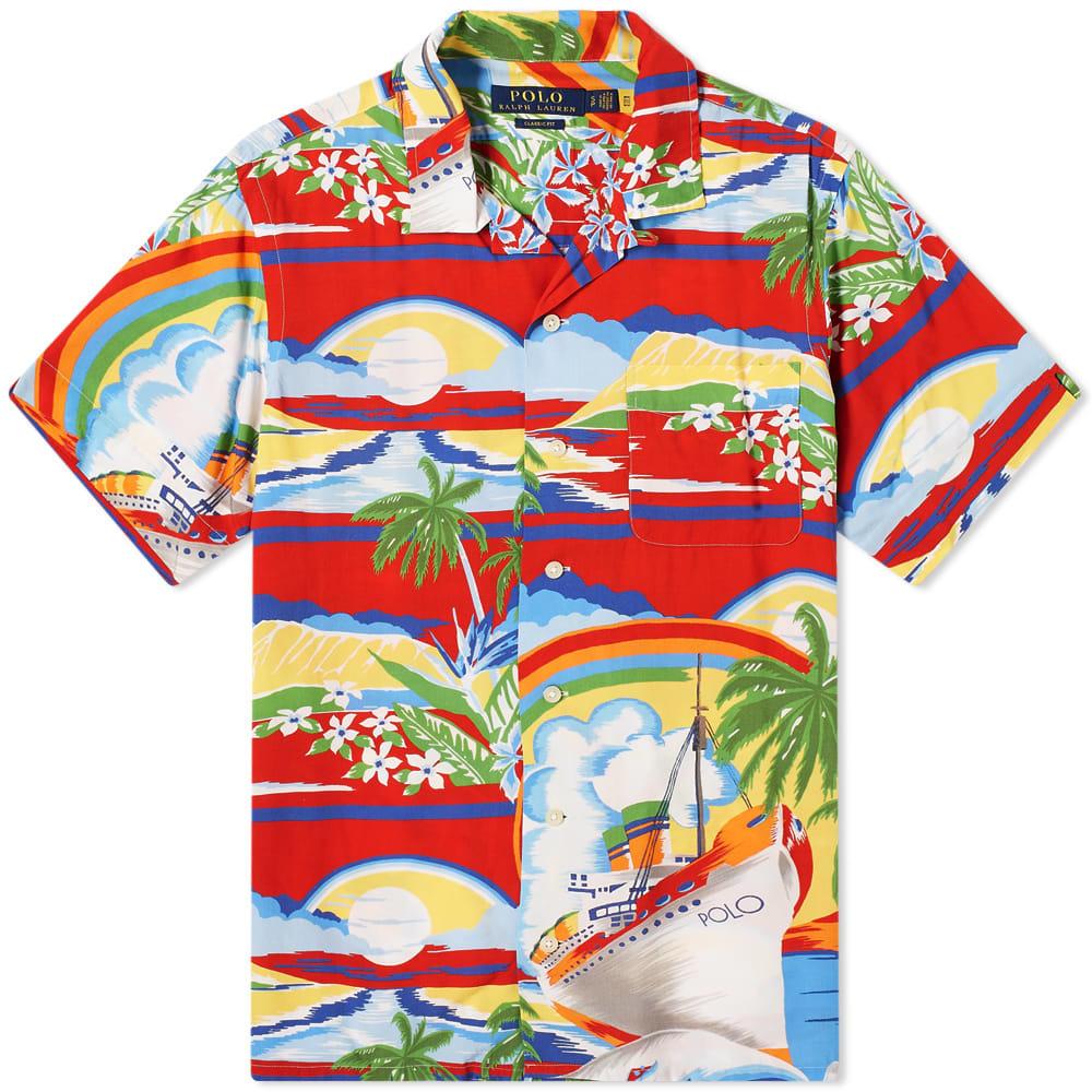 Photo: Polo Ralph Lauren Cruise Holiday Vacation Shirt