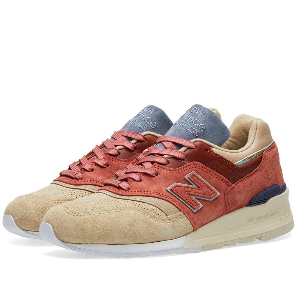 New Balance x Stance M997ST - Made In The USA
