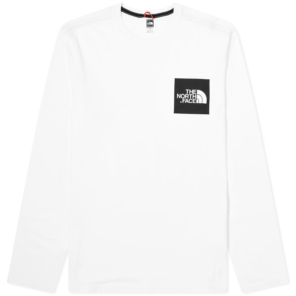 Photo: The North Face Fine Long Sleeve Tee