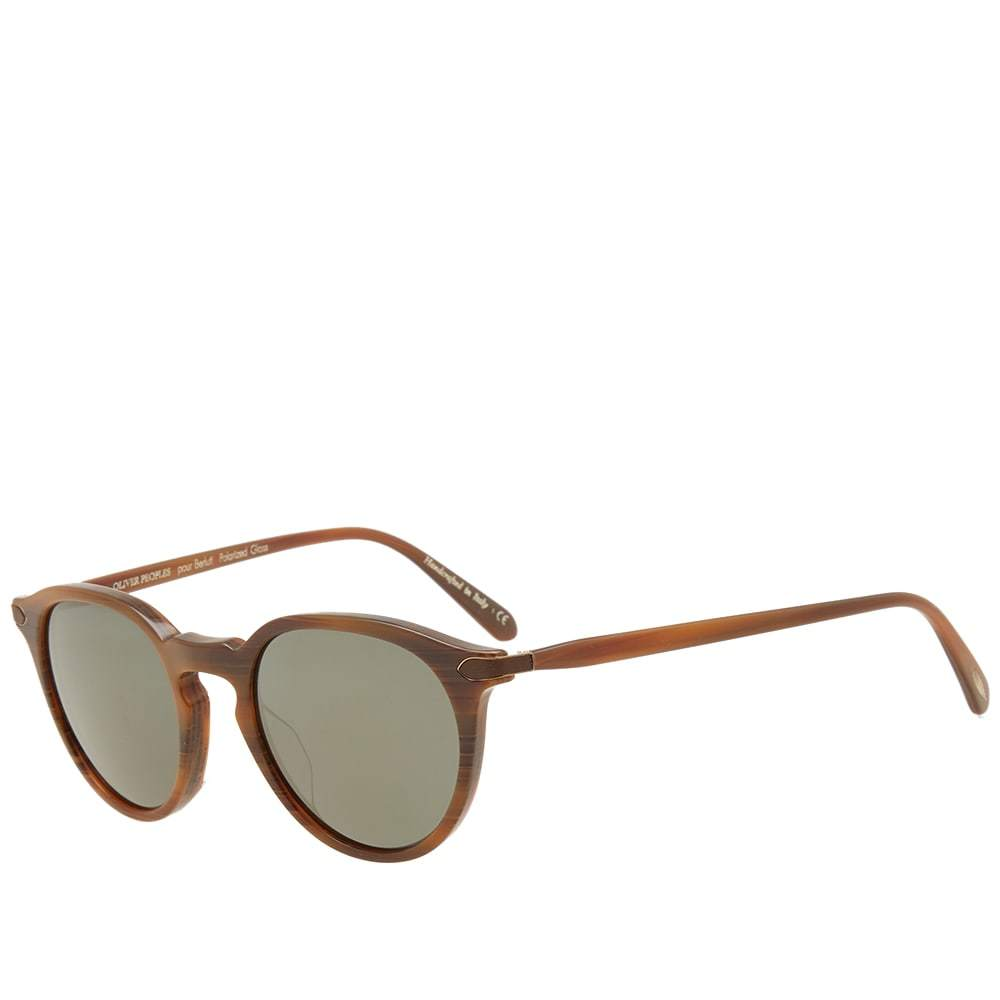 Oliver Peoples x Berluti Rue Marbeuf Sunglasses