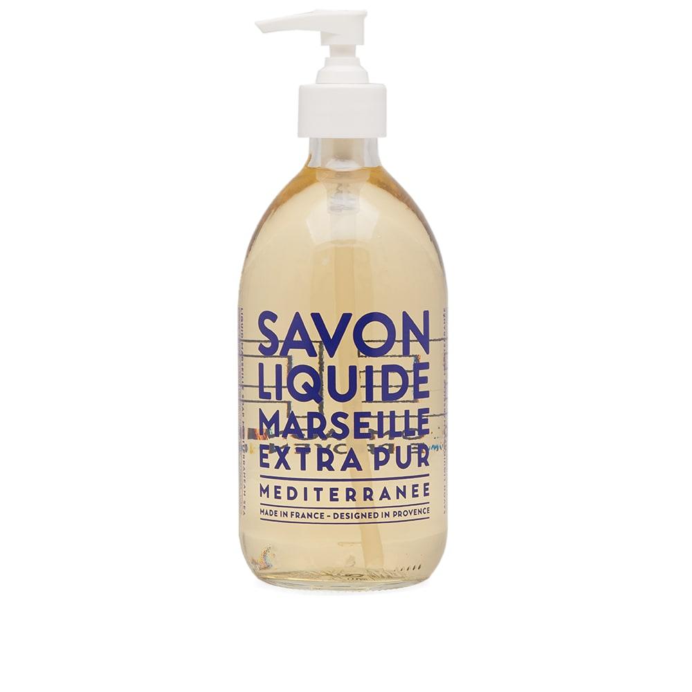 Photo: Compagnie de Provence Liquid Marseille Mediterranean Sea Soap