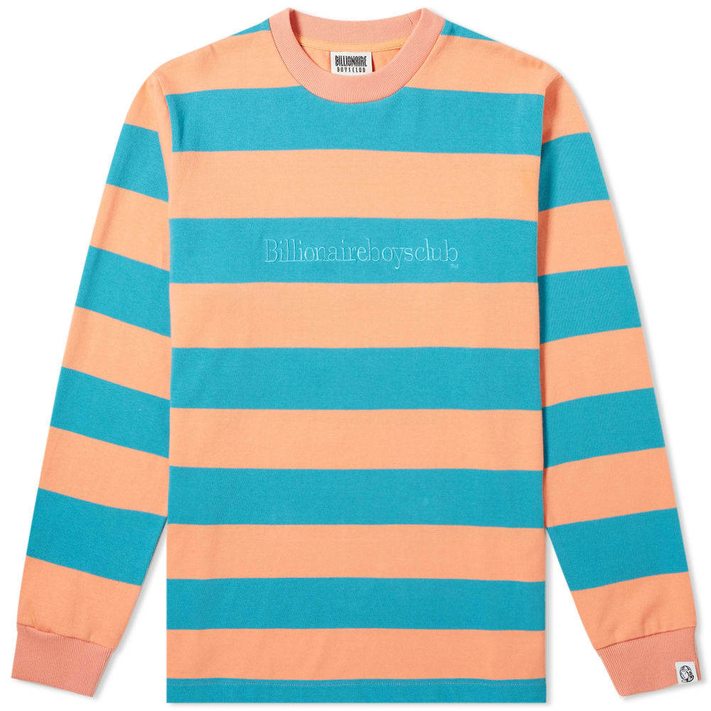 Photo: Billionaire Boys Club Long Sleeve Heavy Stripe Tee