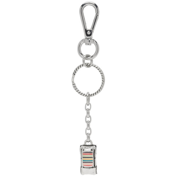 Photo: Paul Smith Silver Mini Car Keychain