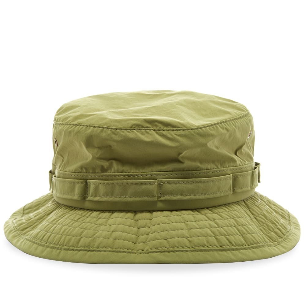 Photo: Beams Plus Poplin Jungle Hat