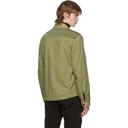 C.P. Company Green Nylon Jacket