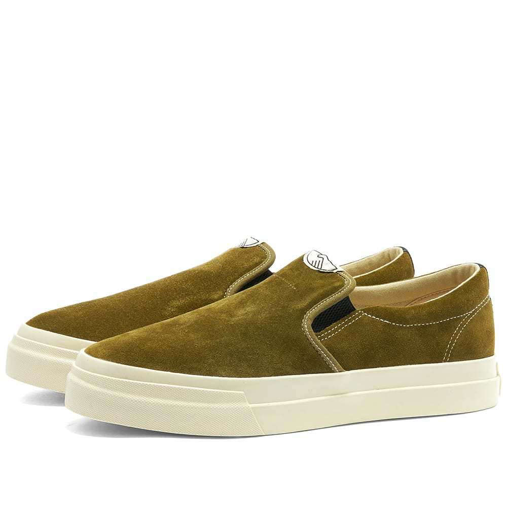 Photo: Stepney Workers Club Lister Suede Slip On