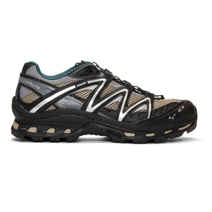 Photo: Salomon Khaki and Black XT-Quest ADV Sneakers