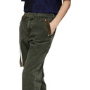 Sacai Khaki Corduroy Trousers