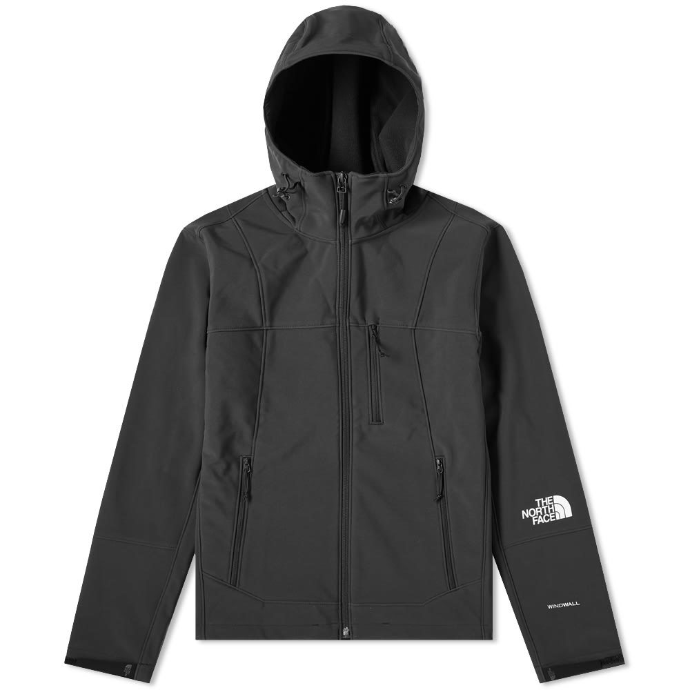 Photo: The North Face Apex Bionic Light Hoody Black