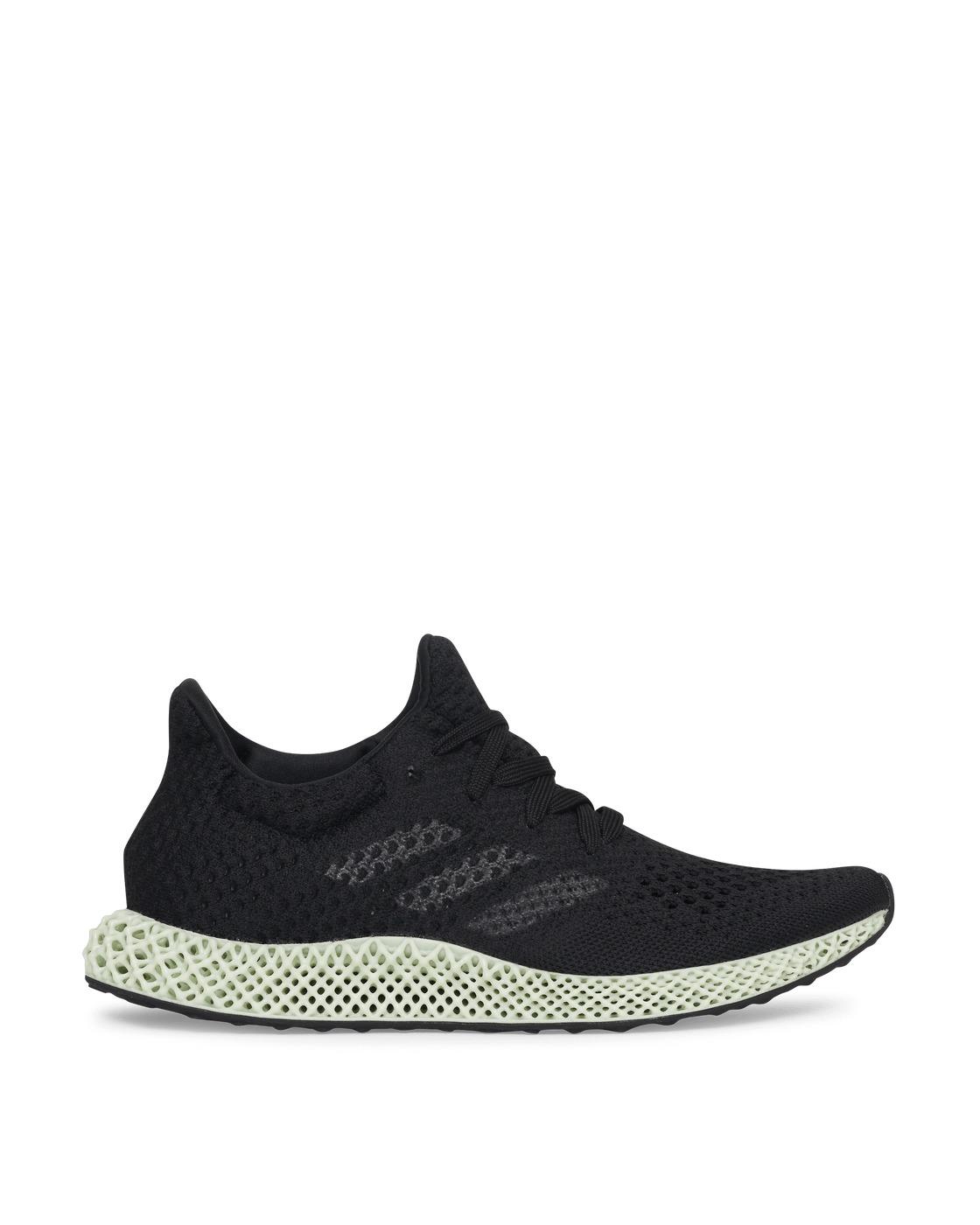 Adidas Originals 4d Futurecraft Sneakers Core Black/Grey Five