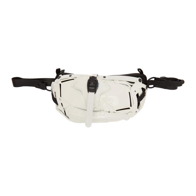 Photo: Innerraum White and Black I30 Cross Body Bag