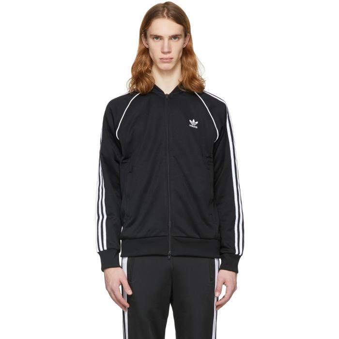 adidas Originals Black SST Track Jacket