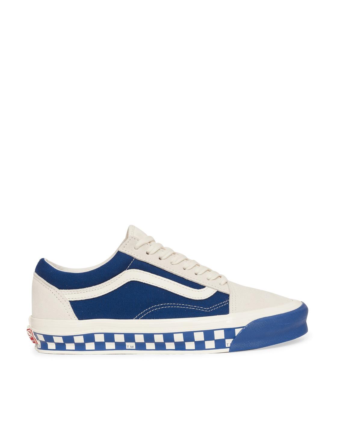 Photo: Vans Og Old Skool Lx Sneakers Mrshmlw/Trbl