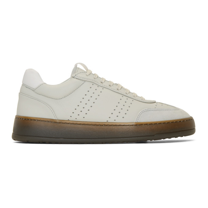 Photo: ETQ Amsterdam Grey Retro LT 05 Sneakers